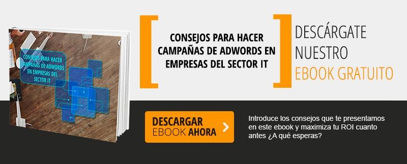 Ebook Adwordsempresas sector IT