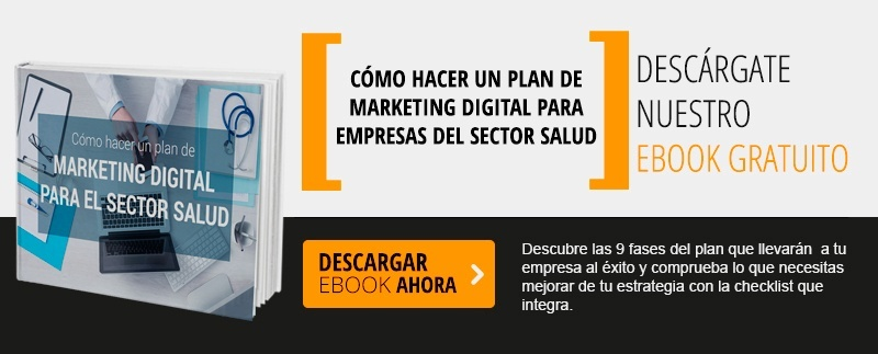 Ebook cómo hacer un plan de marketing digital para empresas del sector salud