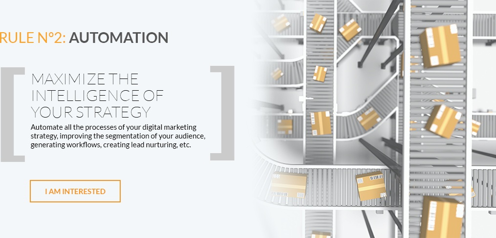 Marketing automation service