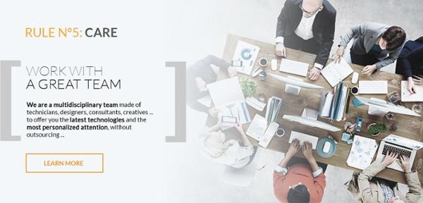 Your Team of Digital Marketing