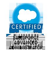 Certificado en Salesforce Administrator