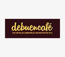Logo de DeBuenCafé