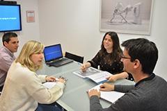 Design and developement team