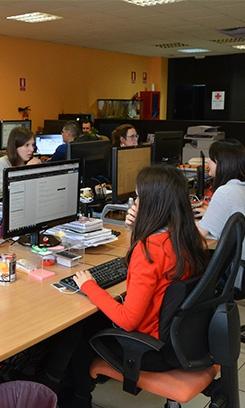 Equipo de consultoría en marketing digital