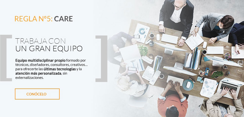 Tu equipo de Marketing Digital