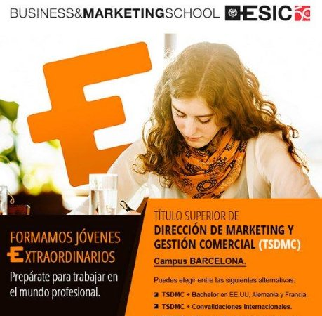 Email marketing ESIC