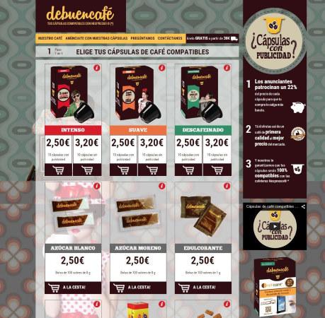 De Buen Café Tienda online de café