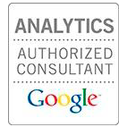Google - Analytics Authorized Consultant