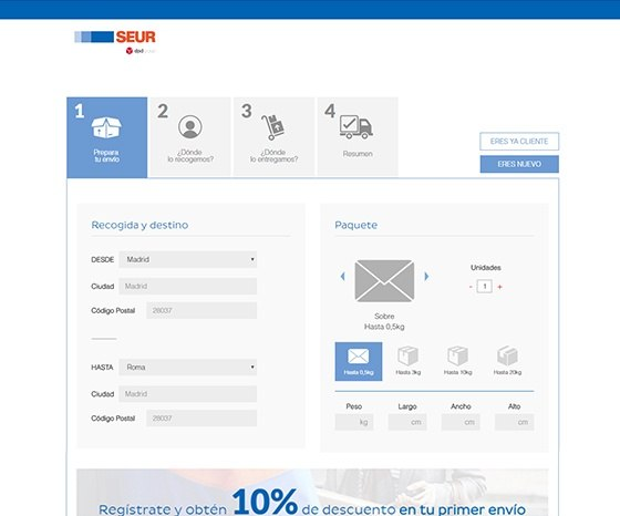 Email Marketing Seur