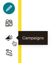 Haz clic en Icono Campañas